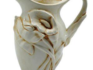 Κανάτα Φαγιάνς Royal Art 24εκ. LUM035 (Χρώμα: Καφέ, Υλικό: Φαγιάνς) – Royal Art Collection – LUM035