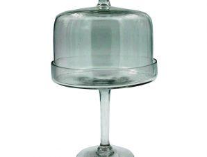 Τουρτιέρα Γυάλινη Με Καπάκι 5×31εκ. Royal Art DUE6564 (Υλικό: Γυαλί) – Royal Art Collection – DUE6564