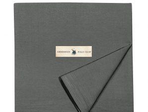 Τραπεζομάντηλο Βαμβακερό 140×180εκ. Essential Greenwich Polo Club 2650 (Ύφασμα: Βαμβάκι 100%, Χρώμα: Γκρι) – Greenwich Polo Club – 226214152650