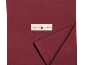 Τραπεζομάντηλο Βαμβακερό 140×180εκ. Essential Greenwich Polo Club 2652 (Ύφασμα: Βαμβάκι 100%, Χρώμα: Μπορντώ ) – Greenwich Polo Club – 226214152652