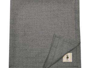 Τραπεζομάντηλο Βαμβακερό 140×180εκ. Essential 2658 Greenwich Polo Club (Χρώμα: Γκρι, Ύφασμα: 100% POL.) – Greenwich Polo Club – 226214152658