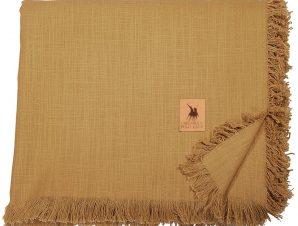 Τραπεζομάντηλο Βαμβακερό 140×240εκ. Essential Greenwich Polo Club 2654 (Ύφασμα: Βαμβάκι 100%, Χρώμα: Κίτρινο ) – Greenwich Polo Club – 226414152654