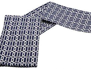 Τραπεζομάντηλο Βαμβακερό ESPIEL 120×120εκ. TEX201 (Ύφασμα: Βαμβάκι 100%, Χρώμα: Λευκό) – ESPIEL – TEX201