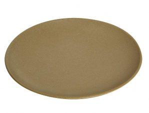 Πιάτο Φρούτου Πορσελάνης Terra Matt Sand ESPIEL 19εκ. TLL103K6 (Υλικό: Πορσελάνη, Χρώμα: Μπεζ) – ESPIEL – TLL103K6