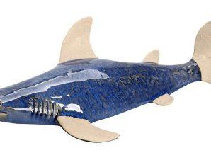 Διακοσμητικό Τοίχου Καρχαρίας ESPIEL 42×21,5×5,5εκ. SIM104 (Χρώμα: Μπλε) – ESPIEL – SIM104