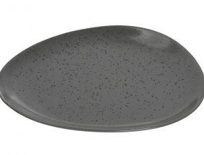 Πιάτο Ρηχό Stoneware Arctic Grey ESPIEL 30×26,5εκ. ATA409K6 (Υλικό: Stoneware) – ESPIEL – ATA409K6