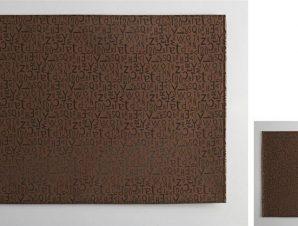 Σουβέρ Σετ 6τμχ Polyester ESPIEL 10×10εκ. HEN214 (Ύφασμα: Polyester, Χρώμα: Καφέ) – ESPIEL – HEN214