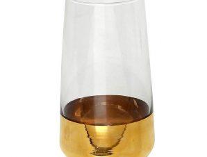 Ποτήρι Νερού Allegra ESPIEL 470ml RAB119K6 (Χρώμα: Χρυσό ) – ESPIEL – RAB119K6