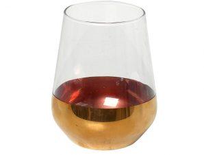 Ποτήρι Ουίσκι Allegra ESPIEL 425ml RAB120K6 (Χρώμα: Χρυσό ) – ESPIEL – RAB120K6