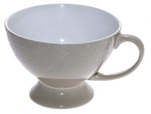 Κούπα Stoneware 320ml Vienna Beige ESPIEL HUN103K6 (Χρώμα: Μπεζ, Υλικό: Stoneware) – ESPIEL – HUN103K6
