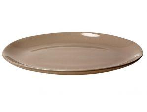 Πιατέλα Σερβιρίσματος Stoneware ESPIEL 31,2×2,7εκ. LBA1016K6 (Χρώμα: Καφέ, Υλικό: Stoneware) – ESPIEL – LBA1016K6
