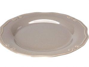 Πιάτο Ρηχό Tiffany ESPIEL 27εκ. RSG101K6 (Χρώμα: Γκρι) – ESPIEL – RSG101K6