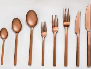 Πηρούνι Φαγητού Ανοξείδωτο 18/0 Divine ESPIEL 21,2εκ. CUR204K12 (Υλικό: Ανοξείδωτο) – ESPIEL – CUR204K12