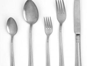 Κουτάλι Φαγητού Ανοξείδωτο 18/10 Arcturus ESPIEL 19,5εκ. CUT1008K12 (Υλικό: Ανοξείδωτο, Χρώμα: Ασημί ) – ESPIEL – CUT1008K12
