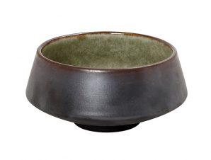 Μπωλ Σερβιρίσματος Κωνικό Stoneware Pebble ESPIEL 15×7εκ. GMT103 (Χρώμα: Καφέ, Υλικό: Stoneware) – ESPIEL – GMT103