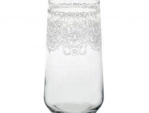 Ποτήρι Νερού Helen ESPIEL 470ml RAB443K6 (Υλικό: Γυαλί) – ESPIEL – RAB443K6