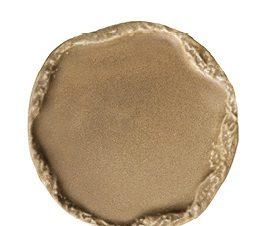 Πιάτο Ρηχό Πορσελάνης Volcano Sand ESPIEL 27×2,3εκ. QAC102K4 (Υλικό: Πορσελάνη, Χρώμα: Μπεζ) – ESPIEL – QAC102K4