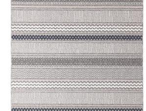 Χαλί Διαδρόμου Royal Carpet Linq 0.67X2.20 – 7438A Ivory/D.Grey