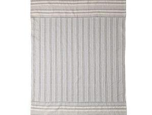 Χαλί Διαδρόμου All Season Royal Carpet Lotus Cotton Kilim 0.70X1.40 – 062 Grey/White