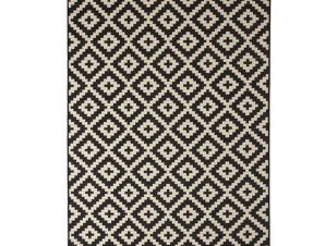 Χαλί Διαδρόμου All Season Royal Carpet Flox 0.67X1.40 – 721K Black