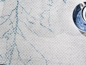 Σουπλα 45X33 Saint Clair 3003 Blue