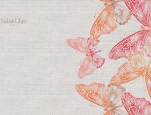 Σουπλα 45X33 Saint Clair 3038 Coral