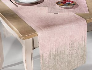 Τραβέρσα 40X160 Saint Clair 2040 Pink Beige