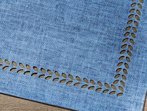 Σουπλα 45X33 Saint Clair 3007 Blue Jean (45×33)