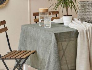 Τραβέρσα 45X140 Palamaiki Dining Collection Kalia Olive