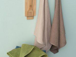 Πετσέτες Κουζίνας 50X50 (Σετ 4 Τμχ) Palamaiki Kitchen Collection Kp610
