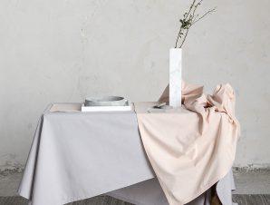 Τραπεζομάντηλο 150×150 – Nima Saha Gray