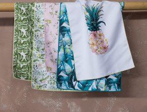 Πετσέτες Κουζίνας 40×60 (Σετ 10 Τμχ) Nima Seeta
