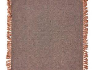 Τραπεζομάντηλο 135X180 Kentia Loft Beluga 04 Κεραμιδί