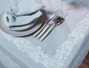Πετσέτες Φαγητού (Σετ 4 Τμχ) 43X43 Teoran Jewel 3